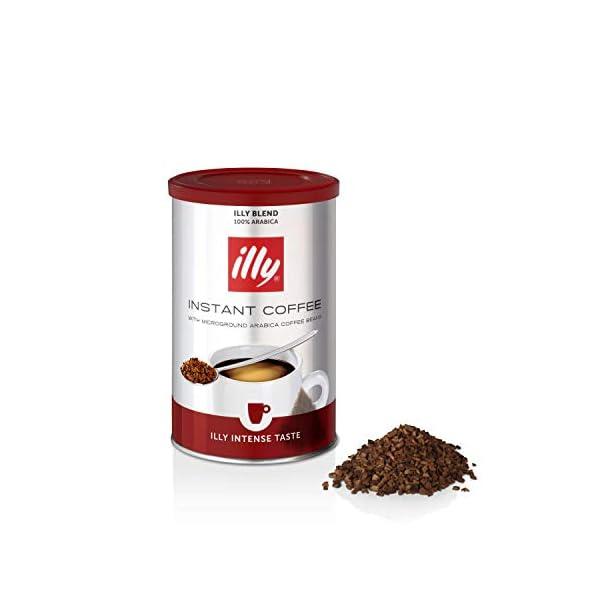 illy Caffè, Caffè Solubile Gusto Intenso - 6 Barattoli da 95g 2 spesavip
