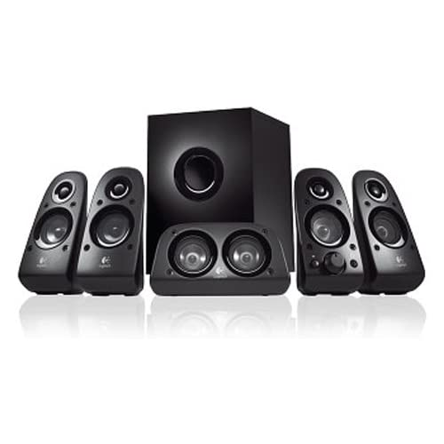chollos oferta descuentos barato Logitech Z506 5 1 Sistema de altavoces 150 W color negro