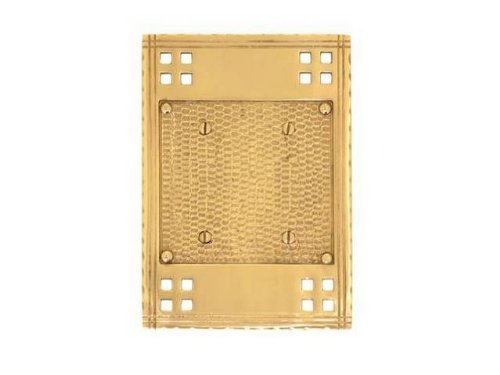 Brass Accents M05-S56XX-613VB Double Blank - Venetian Bronze
