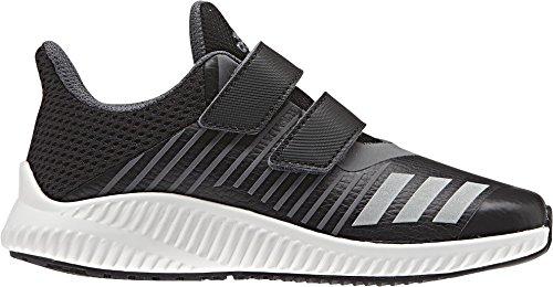 adidas FortaRun CF K - Zapatillas de deporte para niños, Negro - (NEGBAS/PLAMET/ONIX), -33