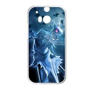 HTC One M8 Phone Case Cover White League of Legends Spectral Fiddlesticks EUA15991444 Phone Case Cover Companies