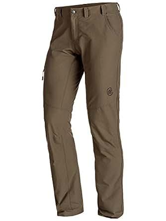 Mammut Hiking Pants bistre 48 at Amazon Men's Clothing store: