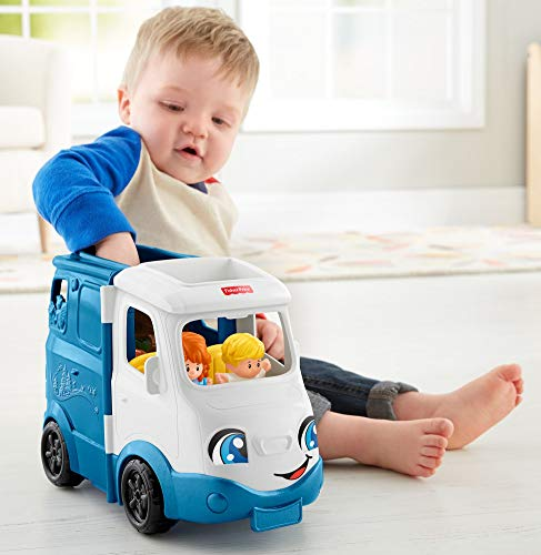 415eLkUJ1bL - Fisher-Price Little People Songs & Sounds Camper