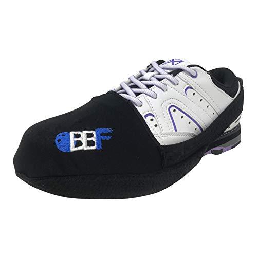 - bowlingballfactory.com Black Single Bowling Shoe Slider for Bowling Shoes