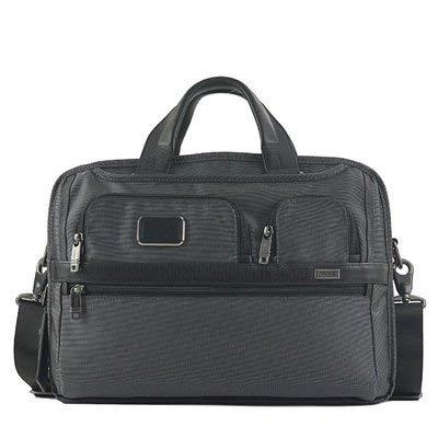[トゥミ] バッグ メンズ ビジネスバッグ 26516 ALPHA 2 ブリーフケース GY [並行輸入品] B07NPZW48V