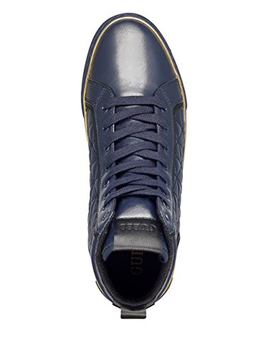 Guess Hombres Melo Sneakers Dark Blue 9m