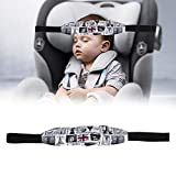Jacana Boutique Kids Sleep Head Support Holder Child Car Safety Seat Head Fixing Auxiliary Cotton Belt Baby Pram Safety Seat Holder Belt 1pc