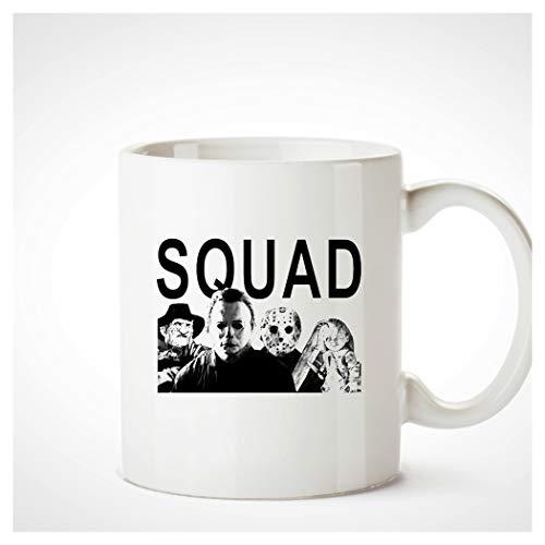 Squad hocus pocus Halloween Squad Mug -