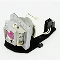 Optoma W306ST Projector Housing with Genuine Original OEM Bulb