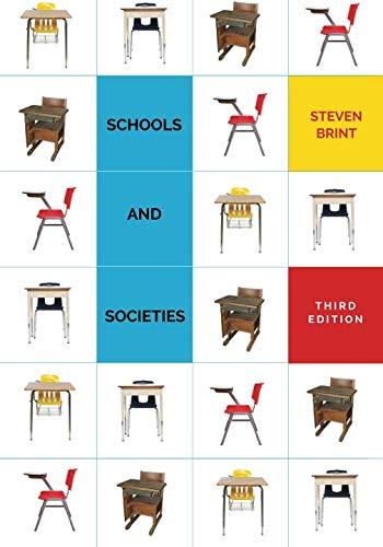 Schools and Societies: Third Edition