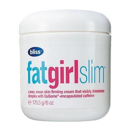 Bliss Fat Girl Slim 6oz,170.5g Bath Body Slimming Firming Fitness Care ()