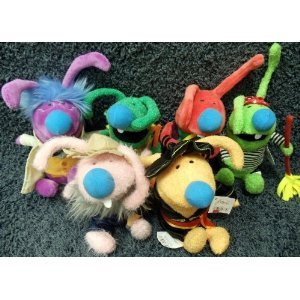 Disney, Bunnytown Soft toy, Assortment: Amazon co uk: Toys