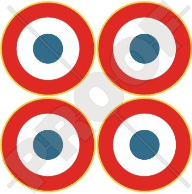 france-french-airforce-aircraft-roundels-2-50mm-vinyl-stickers-decals-x4