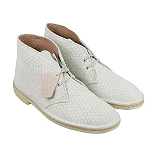 CLARKS [Desert BT PRM-15228] Premium Crepe Leather Mens Shoes CLARKSOFF WHITEM (B01C7Z8CB4) | Amazon price tracker / tracking, Amazon price history charts, Amazon price watches, Amazon price drop alerts