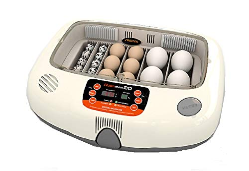R-Com RCOM Max 20 MX20 Automatic Egg Incubator 20