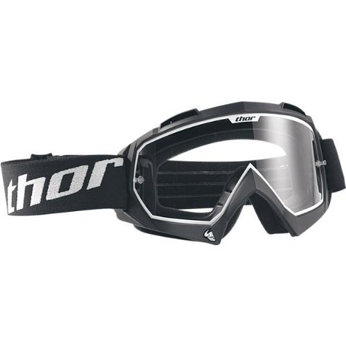 2013 Thor Enemy Goggles - Solids (BLACK) by THOR