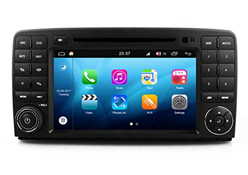 RoverOne Android 8.0 in Dash Car DVD GPS Navigation System f