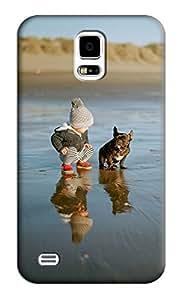 Beach Hard Back Shell Case / Cover for Samsung Galaxy S5 wangjiang maoyi by lolosakes