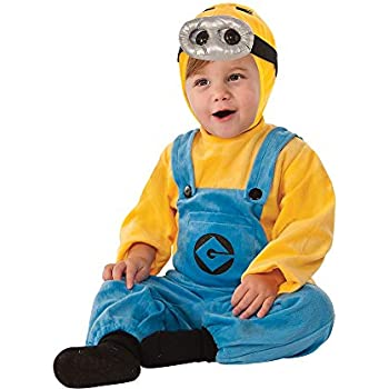 Amazon.com: Rubies Costume Minion Bob Child Costume, X ...