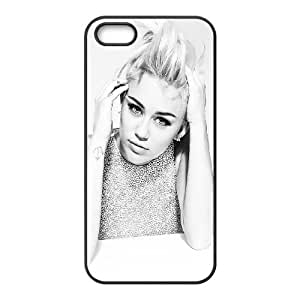 Miley Cyrus iPhone 4 4s Cell Phone Case Black L0564025