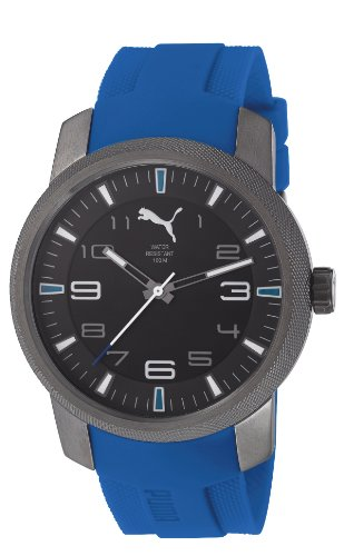 Puma PU103071002 Essence 3HD Black Blue Watch
