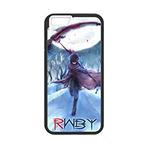 MeowStore Cartoon RWBY Cool Ruby Rose Full Moon Winter Phone Case Cover For SamSung Galaxy S3