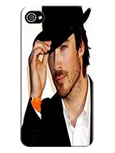New Style Fashionable Plastic TPU Protective Skins Cases for iphone 4/4s