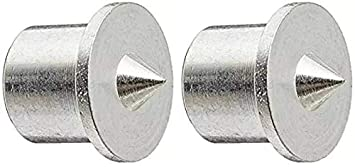 Pack of 10 3//8 Tenon Center Climax Metals TC-038-10 Drill Center for Dowel and Tenon