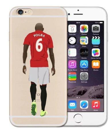 pogba coque iphone 6