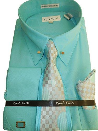 dress shirts with fancy cuffs - 4