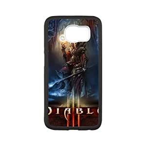 Diablo III Samsung Galaxy S6 Cell Phone Case Black Tribute gift pxr006-3913268