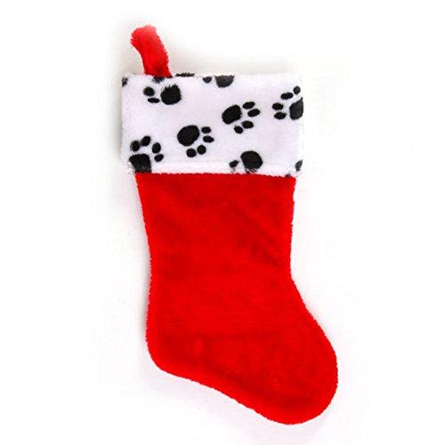Paw Christmas Stocking - 5