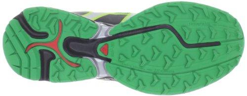 Salomon Heren Xt Hornet Trail Loopschoen Klaver Groen / Pop Groen / Zwart