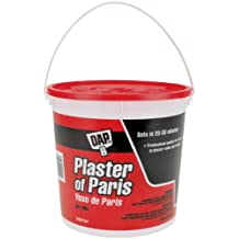 Dap 10310 Ceramics and Pottery Plaster of Paris Tub Molding Material, 8-Pound, White