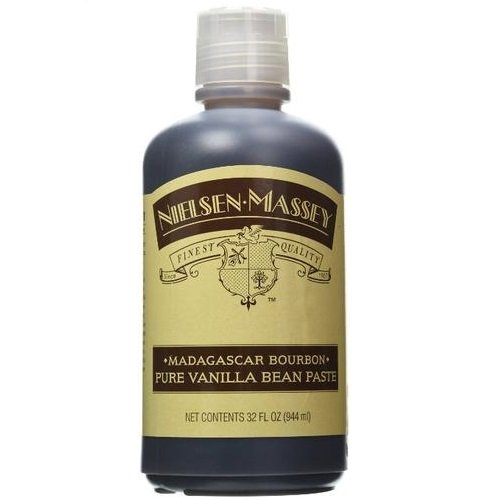 Nielsen-Massey Vanillas Madagascar Bourbon Vanilla Bean Paste, 32 Ounce by Nielsen-Massey