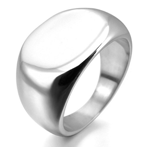epinkifashion-jewelry-mens-stainless-steel-rings-silver-signet-polished-size-10