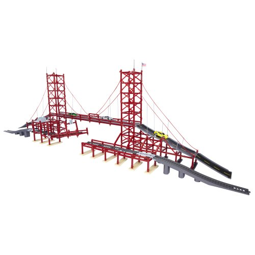 Power City Construction Drawbridge Building Kit