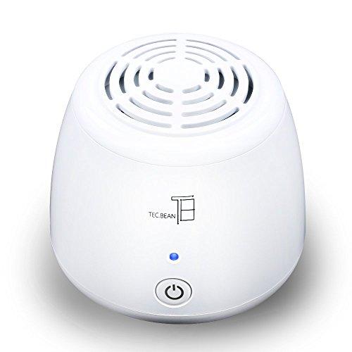Kleine Mini Ozon Ionischer Luftreiniger für Kühlschrank Auto Wohnung im Gleichen Raum Aufhalten Kleiderschränken bei Haustieren Ionisator Raumluftreiniger Raucher Unangenehme Gerüche Beseitigen