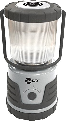 UST Duro LED Lantern 30 Day, Titanium, 700 Lumens by UST