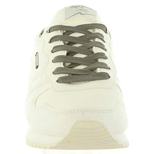 Pepe Pepe Bianco Jeans Jeans Sneaker Sneaker Donna SqctxErSw0