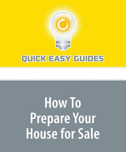 How To Prepare Your House for Sale pdf epub