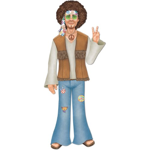 Jointed Hippie Party Accessory count