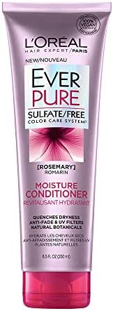 Shampoo & Conditioner: L'Oreal Paris EverPure Color Care System