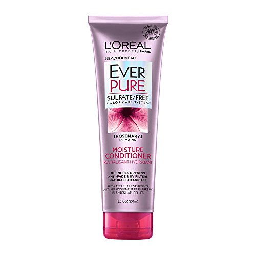 L'Oreal Paris EverPure Sulfate-Free Color Care System Moisture Conditioner, 8.5 Fluid Ounce Care Moisture Light Shampoo