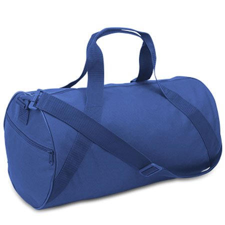 Liberty Bags Barrel Duffel Bag (Royal)