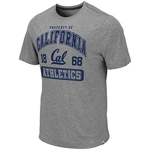 (Mens Cal Berkeley Golden Bears Campinas Short Sleeve Tee Shirt - L )