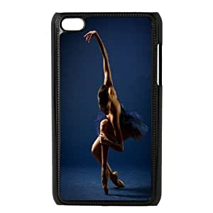 CHENGUOHONG Phone CaseSwan and Ballet FOR IPod Touch 4th -PATTERN-5