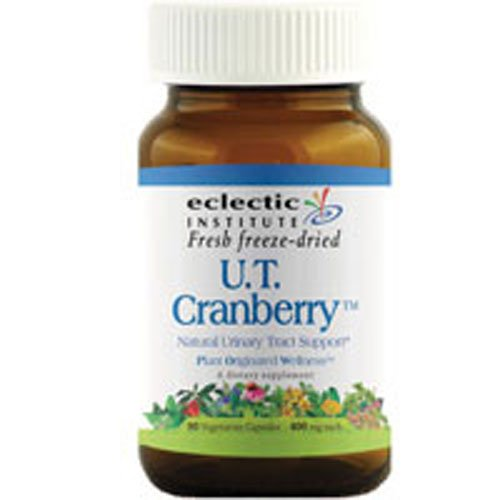 Urinary Tract Cranberry, 90 Caps by Eclectic Institute Inc (Pack of 3)