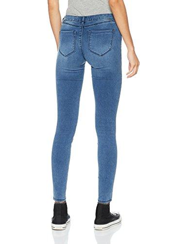 Skinny Blue Bleu Denim Only Blue Medium Jean Denim Medium Femme HxqwXSPw5