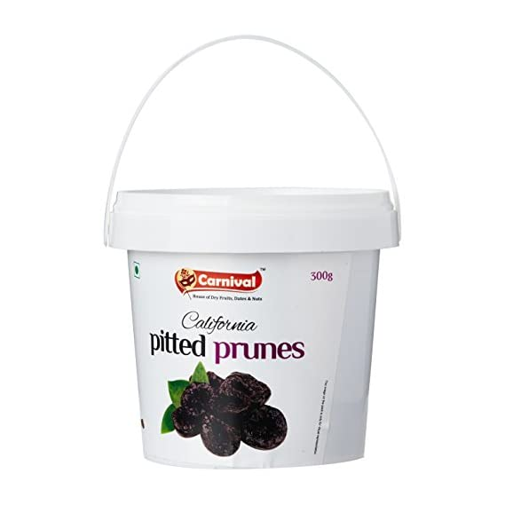 Carnival California Pitted Prunes, 300g